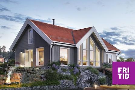 SKEIKAMPEN-Slåseterlia Fjellgrend. Romslig hytte med 40m2 stue/kjøkken, 2 bad, hems med 3 rom. 1270m2  tomt ved skiløypa