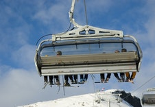 Stolheisen i alpinbakken