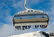 En av mange skiheiser