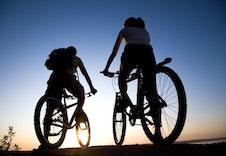Svært gode sykkelmuligheter ved Skeikampen