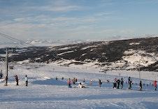 Vaset Alpinsenter ski in/out