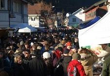 Rakfiskfestilvalen i Fagernes