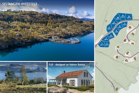12 utsiktstomter i naturskjønne omgivelser ved Hardangerfjorden-Halvor Bakke sin hyttedrøm kan bli din!