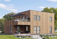 Amarone-denne boligen passer til tomt 5 og 7. Ett godt alternativ til Savoia.