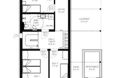 Flex- planløsning 1 etasje