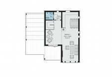 Savoia- planløsning 2 etasje