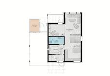 Savona- planløsning 2 etasje