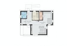 Planløsning 1 etasje