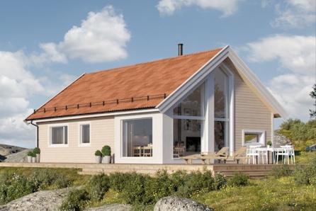 ÅRÅSVÅGTOPPEN- Ønsker du deg nøkkelferdig hytte i år? Vi har byggekapasitet!