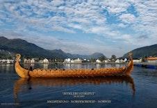 Besøk Sagastad og sjå det berømte Myklebustskipet