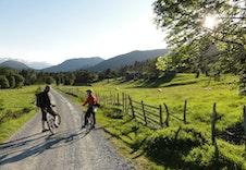 Sykkeltur på Brekka
