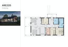 Kva med stilreine Arezzo? Økonomisk hus der du får mykje for pengane! Ta kontakt, så kalkulerar vi det til deg :)