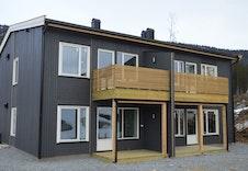 Tilsvarende bolig oppført i Buskerud
