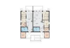 Plantegning 2. etasje leilighet 4 (speilvendes)