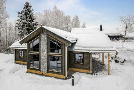 Farmen premiehytte MIDTHØ m/hems. Gode alpin-, langrenns- og turopplevelser på Turufjell. Kort kjørevei fra Oslo-området