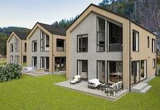 Velkommen til Bynesveien - Illustrasjon av boligen.