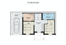 Første etasje - Planløsning