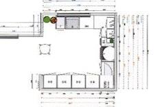 illustrasjon av kjøkkenvalg på soverom i hovedplanen.