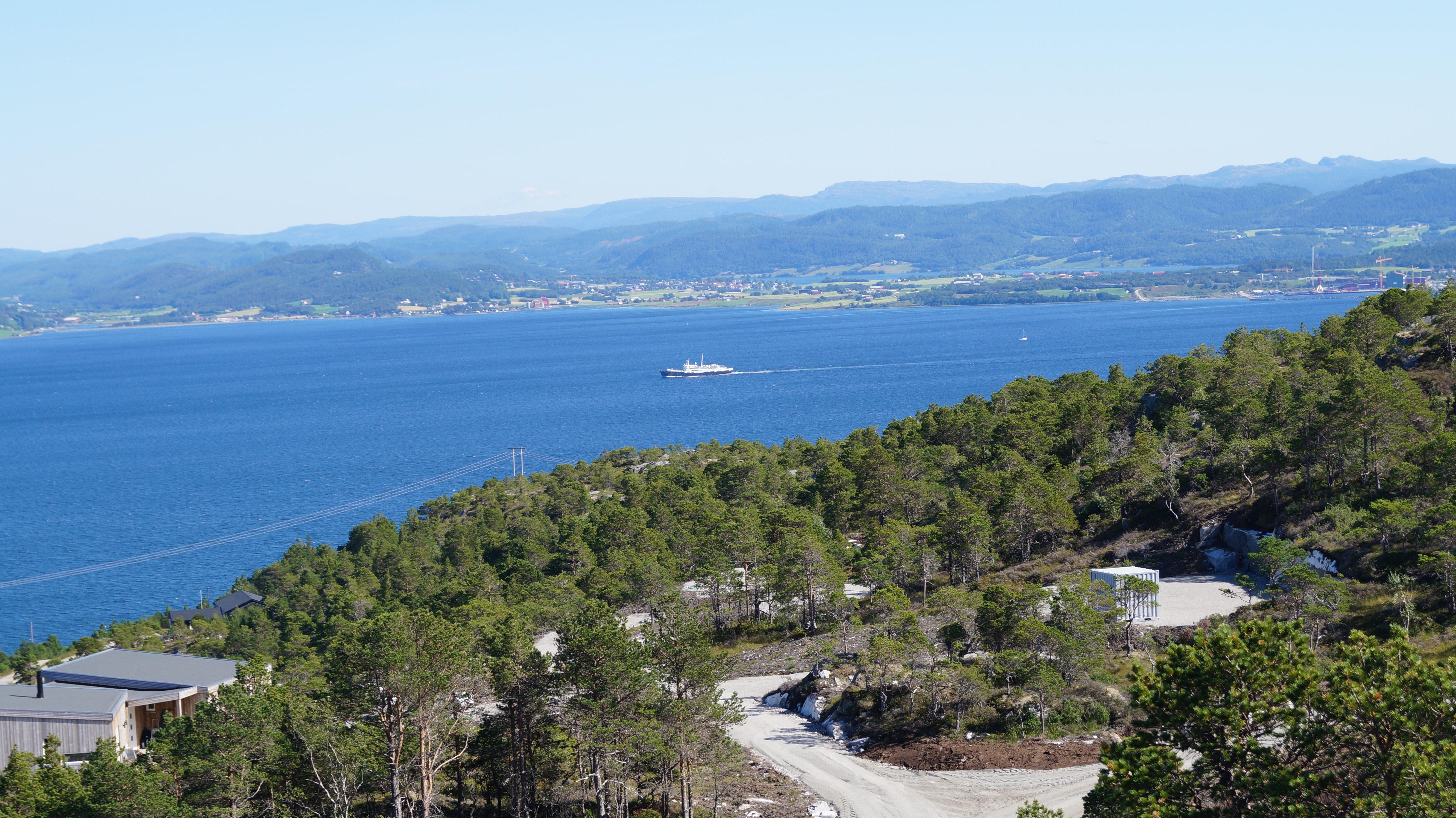20% på tomtepris ut året! 22 Solrike utsiktstomter og mulighet for båtplass i ny marina kun 1 time fra Trondheim