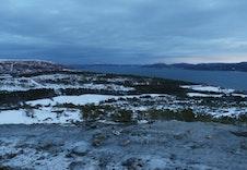 Store flott utsiktstomter ved Trondheimsfjorden