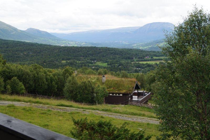 Hornlia- Flott beliggenhet med nydelig utsikt.