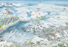 Oppdal, en av Norges beste alpindestinasjoner.