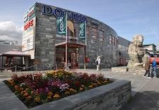 Oppdal sentrum byr på et stort utvalg av butikker og servicetilbud