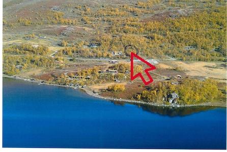 Skarvatnet. Ny hytte med hems inkl tomt ved Skarvatnet- Oppdal. 116m2 gulvareal.