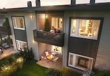 Dette er en meget populær bolig som gir deg og familien god plass.