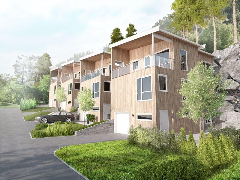 Klæbu - Lauvåsen Horisont - Salgsstart 8.sept - Gratis Elbil-lader til de 5 første som kjøper - Nye eneboliger med garasje og fantastisk utsikt