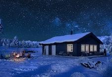 Ro 1 Eksterior Vinter Kveldsstemning Xr 2020 Original