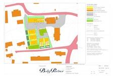 Situasjonsplan for byggetrinn 1