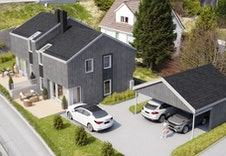 Illustrasjonsbilde av bolig redigert