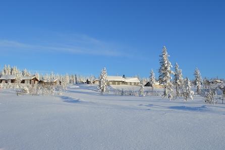 Siste sjanse! St. Olav Nord - hyttetomt i koselig hyttefelt rett ved skiløypene