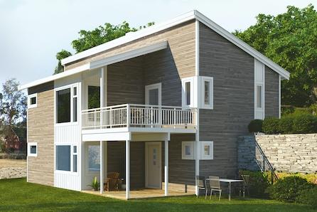 Askim, Grøtvedtjordet - Prosjektert enebolig, solrik vestvendt selveiertomt på 672m2 - 4 sov, 2 bad, tv-stue.
