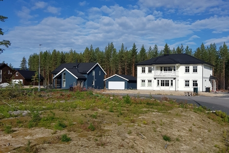 Byggeklar eneboligtomt i Slåttmyrbakken ll - Bo i et nytt og barnevennlig boligområdet.