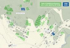 Oversiktskart over oppførte BoligPartner-hytter, og ledige tomter. Me har også tilgang på fleire tomer, enn det som er markert i kartet. Ta kontakt!