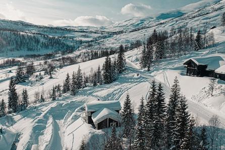 Attraktive hyttetomter midt i Sogndal Skisenter Hodlekve!