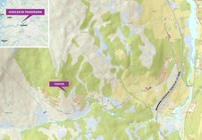 Det er 10 km til Sogndal sentrum.