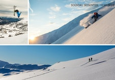 Omårdet kan by på 5 skitrekk og omlag 10 kilometer med preparerte langrennsløyper i tillegg til preparerte fjelløyper.