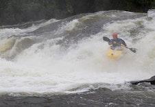 Rafting i Sogndalselvi.