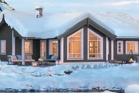 Koselig hytte med store muligheter - midt i hytteeldoradoet Budor! TOMTEVISNING 30.OKTOBER!