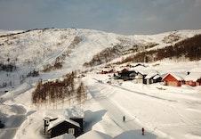 Sogndal skisenter Hodlekve. Foto: Håvard Nesbø