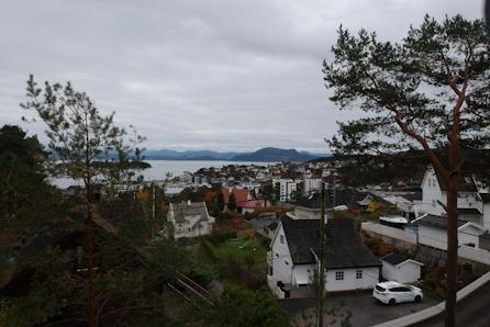 Nytt einebustadfelt i Holevegen på Leirvik! Sentrumsnært. Solrikt.