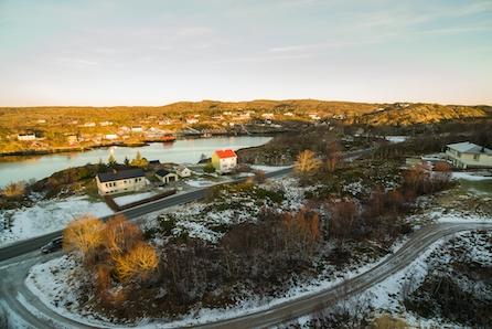 INGEBORGVIKA | Tomt 5 | Byggeklar boligtomt - Flott utsikt - Gode solforhold - Etablert boligområde |