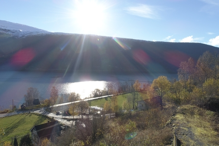 Ny stor tomt i Skogabakkane med moglegheiter til eit flott bustadprosjekt. Særdeles flott utsikt og solforhold!