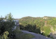 Dronefoto - utsikt sørvest