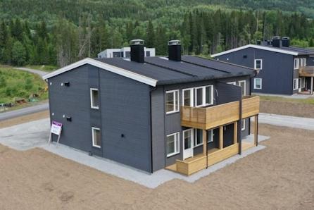 Ny og moderne leilighet på 46m2  sentralt på Svøo. Kan ferdigstilles på kort tid. Kun 1 ledig.