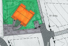 Illustrasjonskart- Forslag plassering