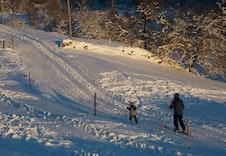 Hopsdal - Like i nærheten. (4,7 km) Her er det gode muligheter for å stå på ski om vinteren.